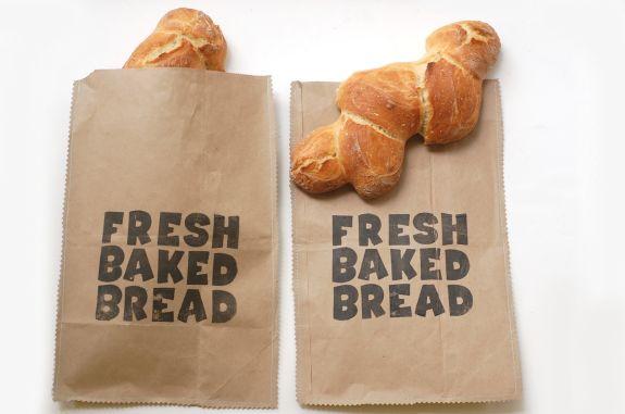 In túi giấy đựng bánh mì số lượng lớn giá rẻ - CÔNG TY CỔ PHẦN IN VIỆT  VƯƠNG HAT